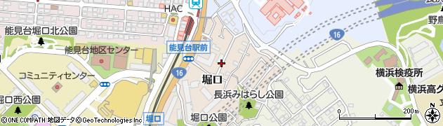 市 堀口 区 横浜 金沢