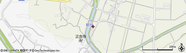 京都府綾部市志賀郷町(下河原)周辺の地図