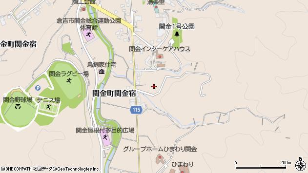 〒682-0411 鳥取県倉吉市関金町関金宿の地図