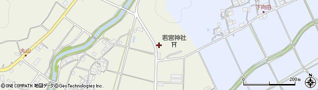 京都府綾部市志賀郷町(宮ケ鼻)周辺の地図