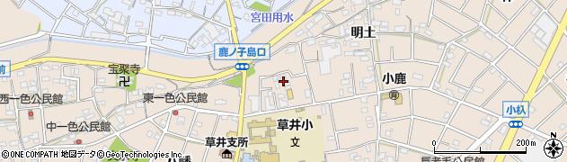 尾関屋給食有限会社周辺の地図