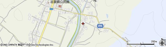 京都府綾部市志賀郷町(迎河原)周辺の地図