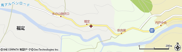 西村屋周辺の地図
