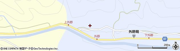 日隆寺周辺の地図