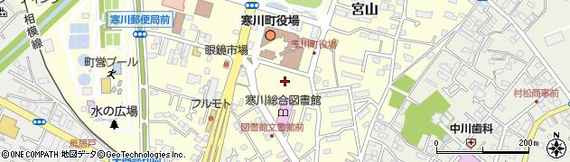 東邦チタニウム社宅周辺の地図