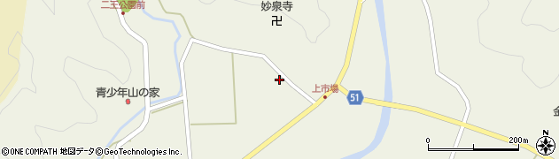 京都府綾部市睦寄町(吉忠)周辺の地図