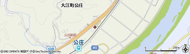 冨士モータース周辺の地図