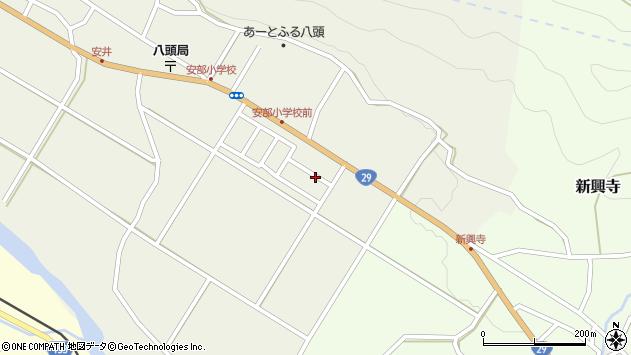 〒680-0527 鳥取県八頭郡八頭町桜ヶ丘の地図