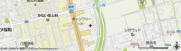滋賀県長浜市大辰巳町7周辺の地図