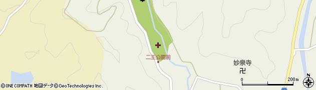 京都府綾部市睦寄町(和上)周辺の地図