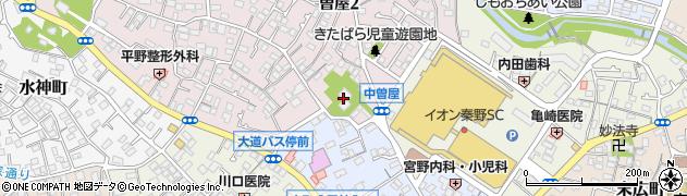 大用寺周辺の地図