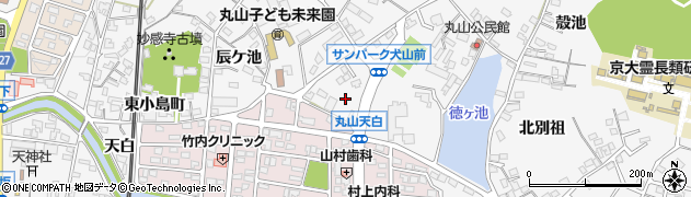愛知県犬山市犬山(甲塚)周辺の地図