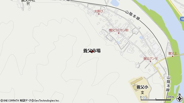 〒667-0112 兵庫県養父市養父市場の地図
