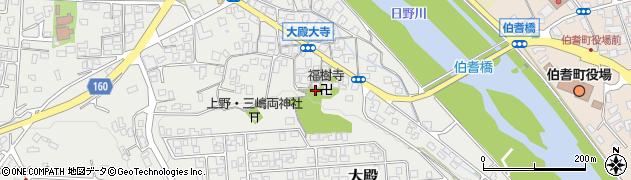 福樹寺周辺の地図