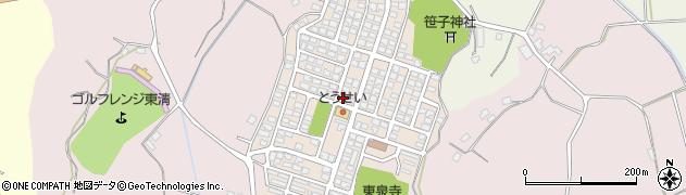 千葉県木更津市日の出町周辺の地図