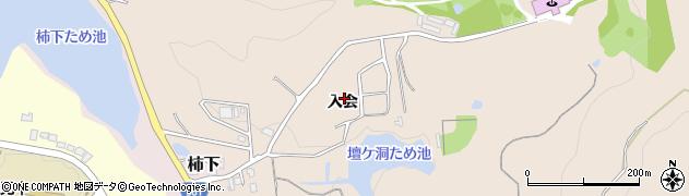 岐阜県可児市久々利柿下周辺の地図
