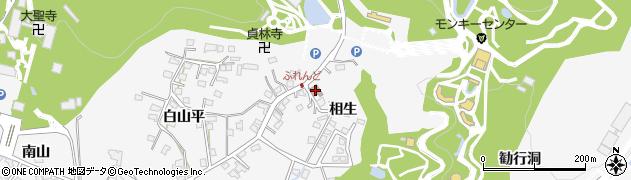 愛知県犬山市犬山(相生)周辺の地図