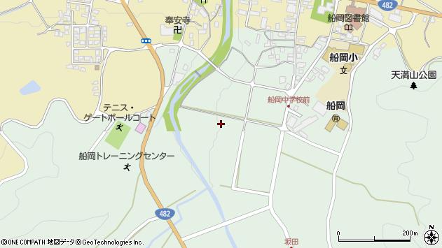 〒680-0473 鳥取県八頭郡八頭町坂田の地図