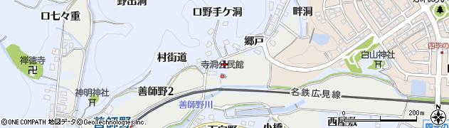 ミュージック・ラウンジちかこ周辺の地図