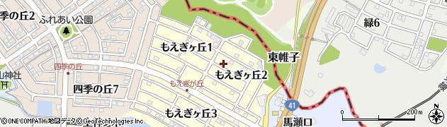 愛知県犬山市善師野(奥小洞)周辺の地図