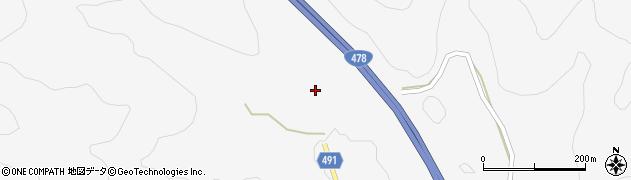 京都府綾部市坊口町(重代)周辺の地図