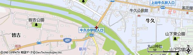 楓橋周辺の地図