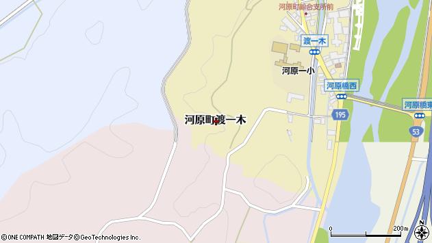 〒680-1221 鳥取県鳥取市河原町渡一木の地図