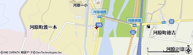 しんび理容室周辺の地図