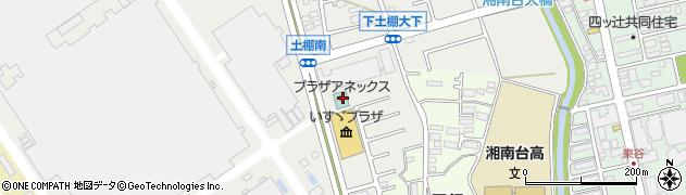 神奈川県藤沢市土棚8周辺の地図