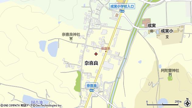 〒683-0022 鳥取県米子市奈喜良の地図