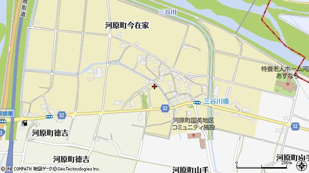 〒680-1205 鳥取県鳥取市河原町今在家の地図