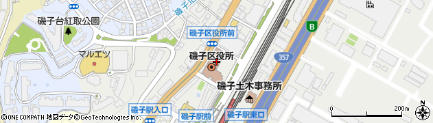 神奈川県横浜市磯子区磯子3丁目周辺の地図