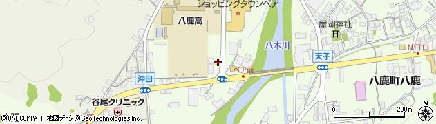 さとし歯科医院周辺の地図
