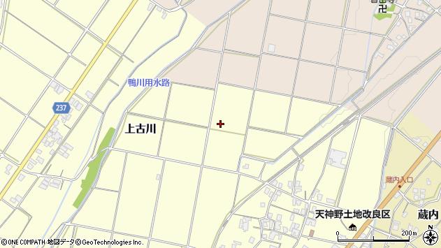 〒682-0934 鳥取県倉吉市上古川の地図