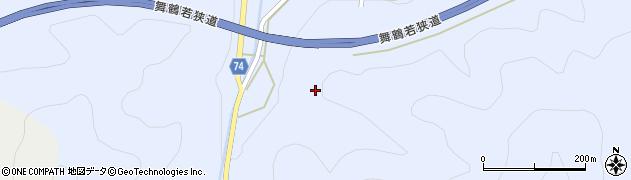 京都府舞鶴市池ノ内下周辺の地図