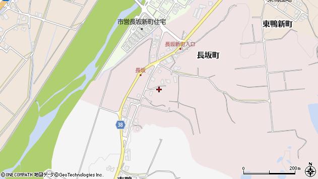 〒682-0835 鳥取県倉吉市長坂町の地図