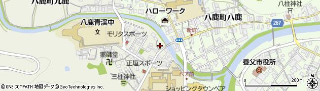 メンズ&レディースカットサロンメヌエット 予約専用周辺の地図