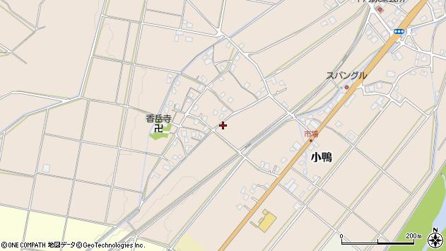 〒682-0931 鳥取県倉吉市小鴨の地図