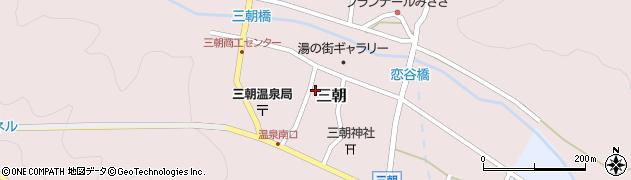明治荘周辺の地図
