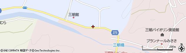 桶屋旅館周辺の地図