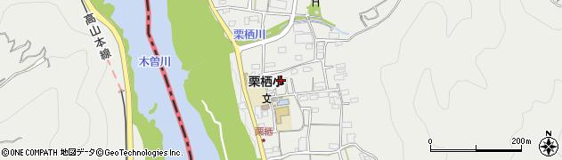 愛知県犬山市栗栖(野口)周辺の地図