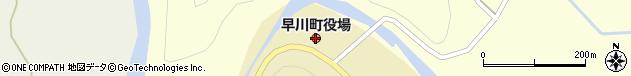 山梨県南巨摩郡早川町周辺の地図