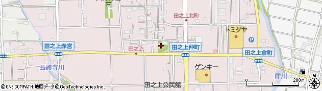 教泉寺周辺の地図