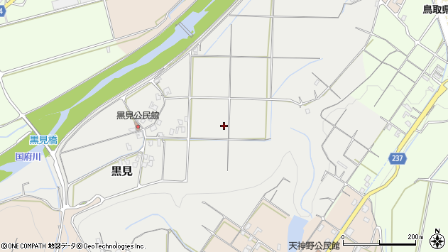 〒682-0945 鳥取県倉吉市黒見の地図