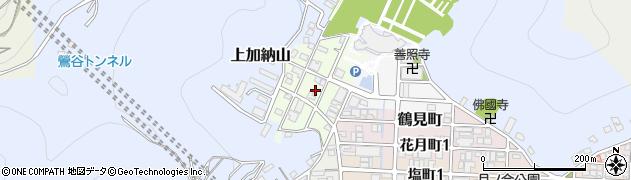 岐阜県岐阜市旭見ケ池町周辺の地図