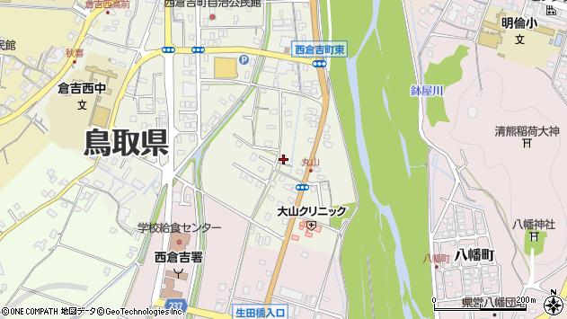 〒682-0852 鳥取県倉吉市丸山町の地図