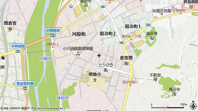 〒682-0853 鳥取県倉吉市余戸谷町の地図