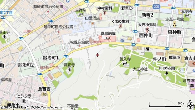 〒682-0863 鳥取県倉吉市瀬崎町の地図