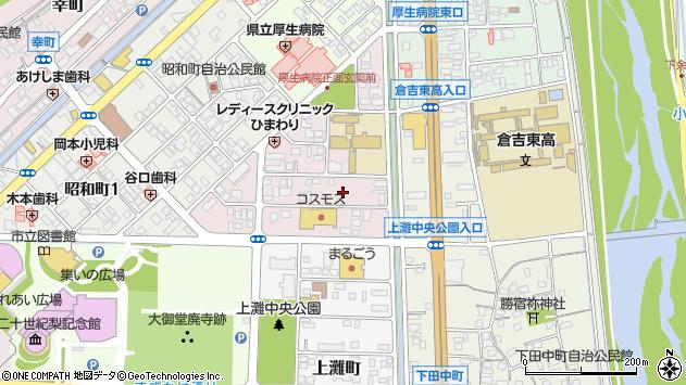 〒682-0805 鳥取県倉吉市南昭和町の地図