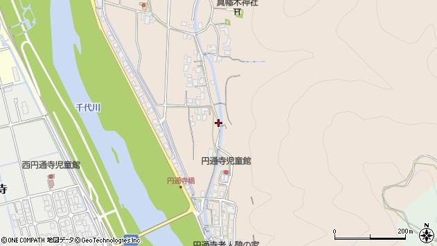 〒680-1144 鳥取県鳥取市円通寺の地図